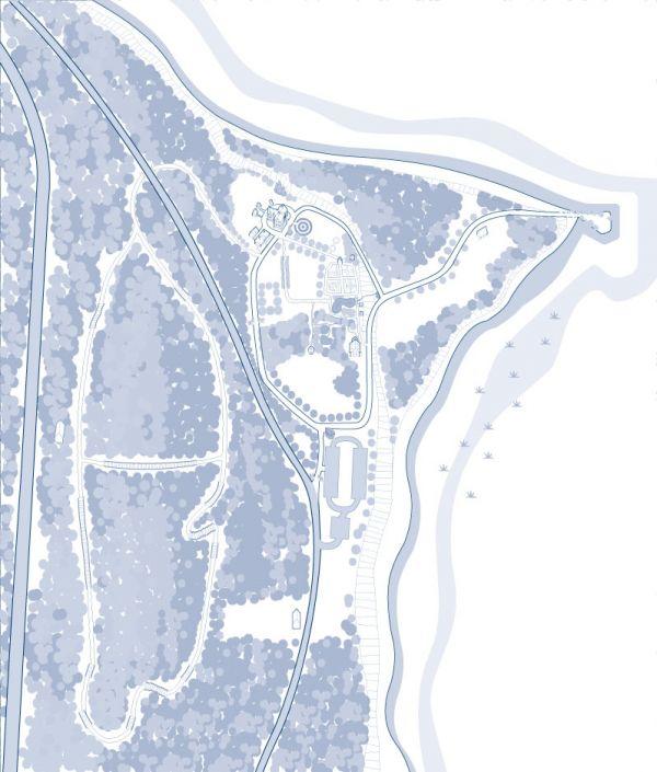 Carte du domaine Joly
