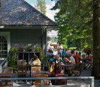 Le café-terrasse