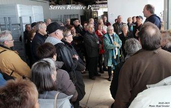 Serres Rosaire Pion à Saint-Hyacinthe