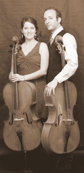 Caroline Goulet et Daniel Finzi