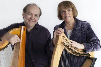 Le duo Robin Grenon-Gisèle Guibord