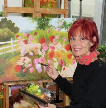 Mme Michèle Kramer, présidente d'honneur