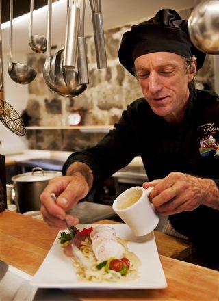 chef Auberge des Glacis