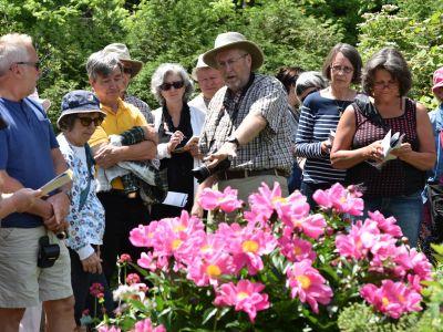 Journée du Jardin Larry Hodgson